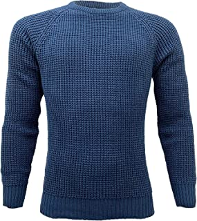 Crosshatch Men's Jumper MINEHEAD Navy X Large