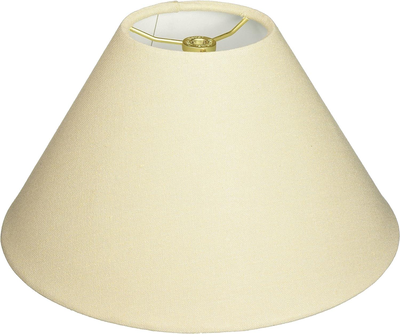 Royal Save money Designs Coolie Empire Hardback Max 58% OFF Shade 4. Linen Beige Lamp