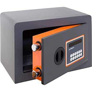 Arregui Plus-C 180110 Caja Fuerte de Alta Seguridad de Apertura Electrónica, 8L, 20x31x20 cm: Amazon.es: Bricolaje y herramientas