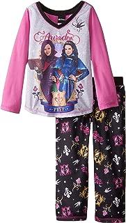 Descendants Little Girls' Auradon Prep 2-Piece Pajama Set