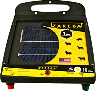 Best solar powered fence chargers horses Reviews