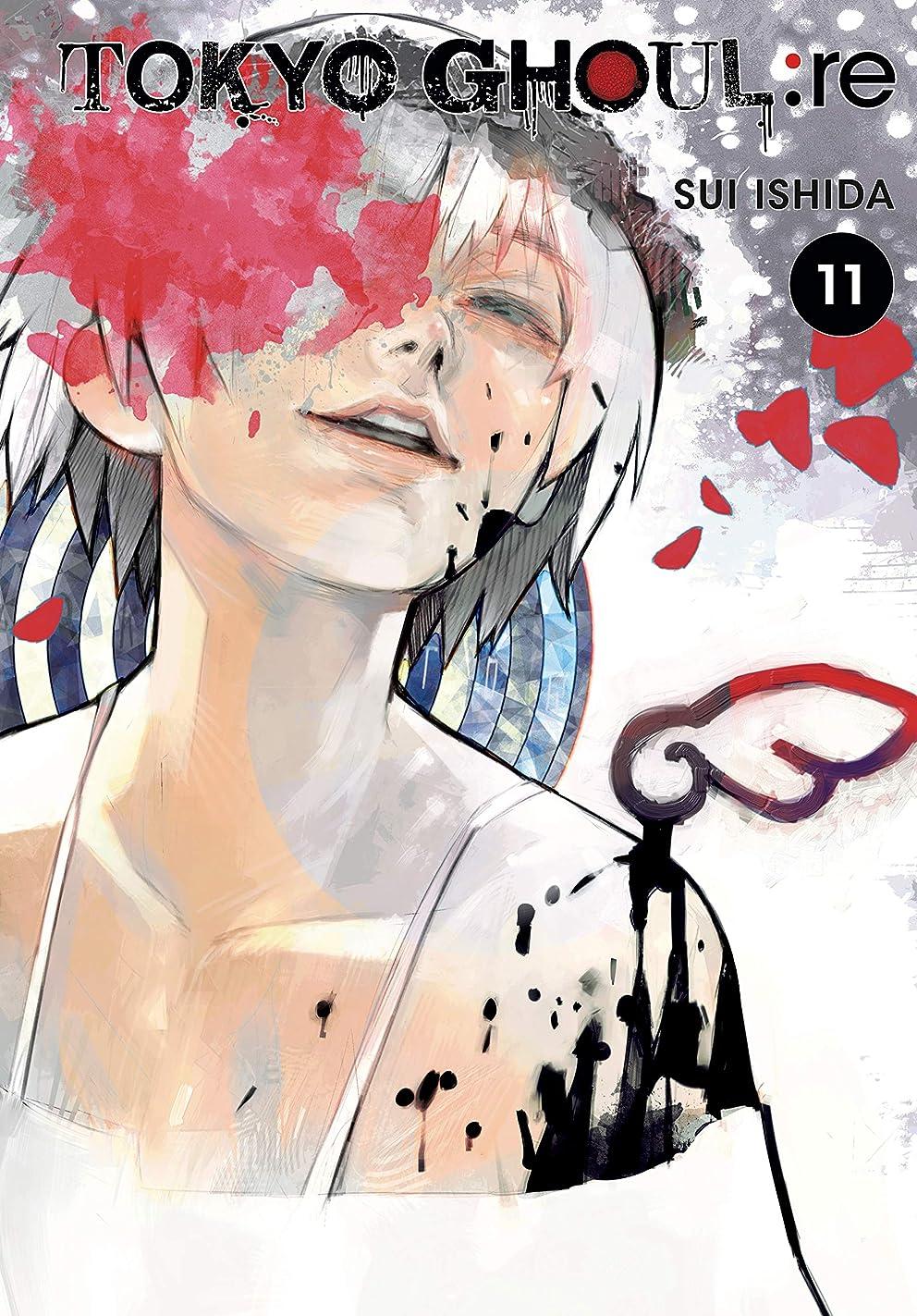 お香ペフ動力学Tokyo Ghoul: re, Vol. 11 (English Edition)