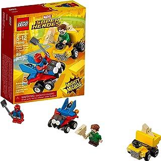 LEGO Marvel Super Heroes Mighty Micros: Scarlet Spider vs. Sandman 76089 Building Kit (89 Piece)