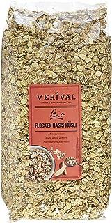 Verival Flocken Basis Müsli - Bio, 6er Pack 6 x 1 kg