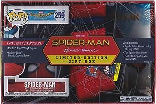 Spider-Man Homecoming - Caja de regalo para Blu-ray y DVD de edición limitada