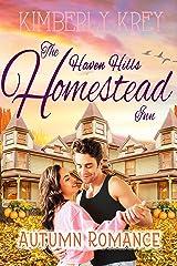Autumn Romance At The Homestead Inn: Do Nice Guys Finish Last? (Billionaires In Hiding Family Romance Series Book 3) Kindle Edition