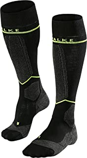 FALKE Men's Sk Energizing-Compression Ski Sock-32% Wool