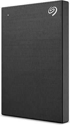 Seagate Backup Plus Slim 1TB External Hard Drive Portable HDD – Black USB 3.0 for PC