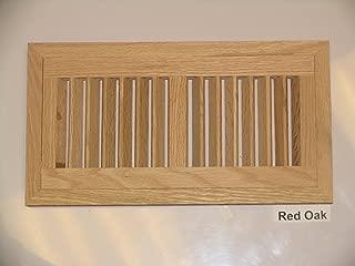 wood register vents