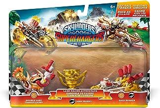 Skylanders SuperChargers: Racing Land Pack