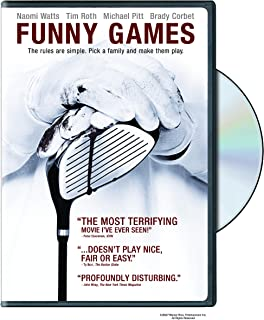 Best funny games 2007 full movie Reviews