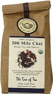 The Tao of Tea 500 Mile Chai, 8 Ounce Bag