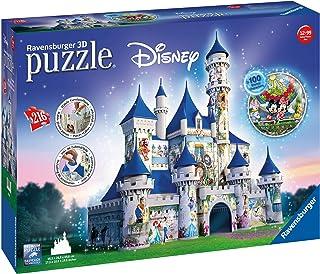 comprar comparacion Ravensburger-00.012.587 Puzzles 3D Building Serie Maxi, Disney Fantasy Castle (12587)