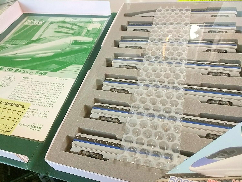 Shinkansen Bullet Train Series 500 [Nozomi] (Basic 7-car Set) (Model Train)
