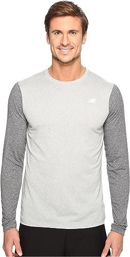 Athletic Grey/Black Heather