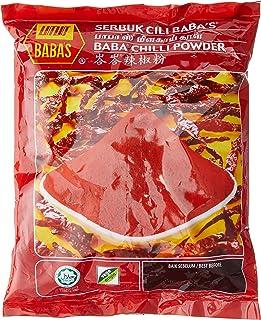 Baba's Chili Powder, 1 kg