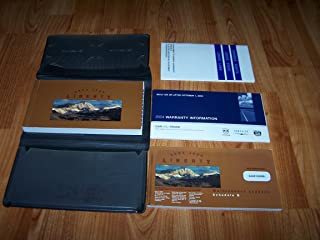 2004 Jeep Liberty Owners Manual