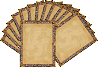 Barker Creek Computer Paper 2 Pack (100 sheets)- Africa (BC3611)