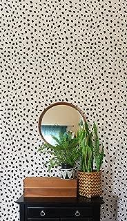 Cheetah Stencils - Cheetah Spots Wallpaper - Animal Print Wall Stencils - DIY Wall Mural Painting - Tribal Wallpaper Stencils
