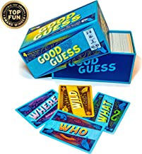 Good Guess: A Social Trivia Game...Race to Unriddle Intriguing Trivia Clues About Everyday Things. 309 Tantalizing Clue Cards!!