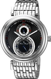 Lucien Piccard Men's LP-10618-11 Polaris Analog Display Quartz Silver Watch