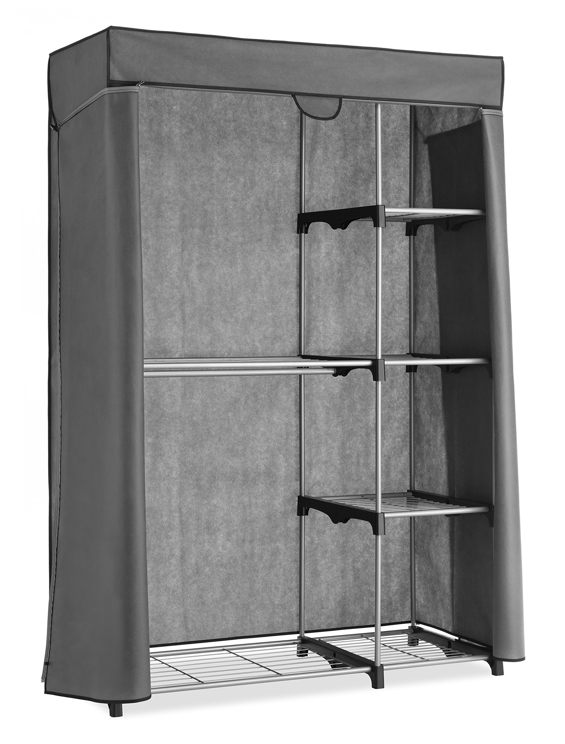 Whitmor Deluxe Utility Closet Removable