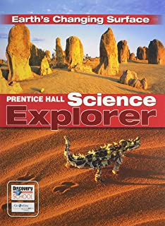 Science Explorer: Earth's Changing Surface