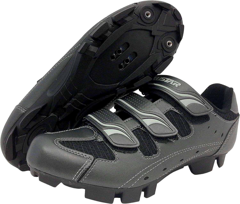 100% quality warranty Exustar E-SM354A Over item handling ☆ MTB Shoe