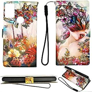 Oujietong Flip ケース Case for Vivo Y50 Y30i Y30 ケース Case Cover HD