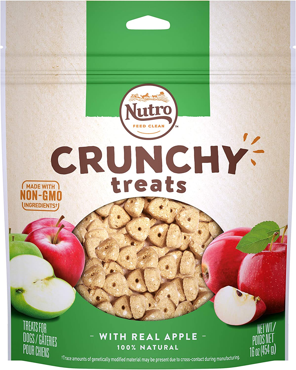 Nutro Crunchy Natural Dog Biscuit Treats Max 82% OFF Very popular