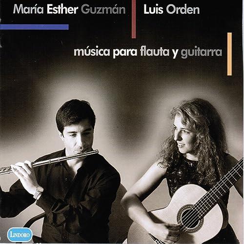Música para Flauta y Guitarra. Vol. I de María Esther Guzmán ...