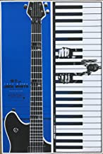 Jack White Houston poster 2018 concert boarding house reach tour keyboards 46/51 rare