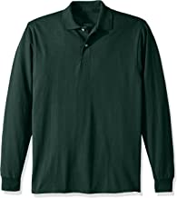 Best men's long sleeve knit shirts with collar Reviews