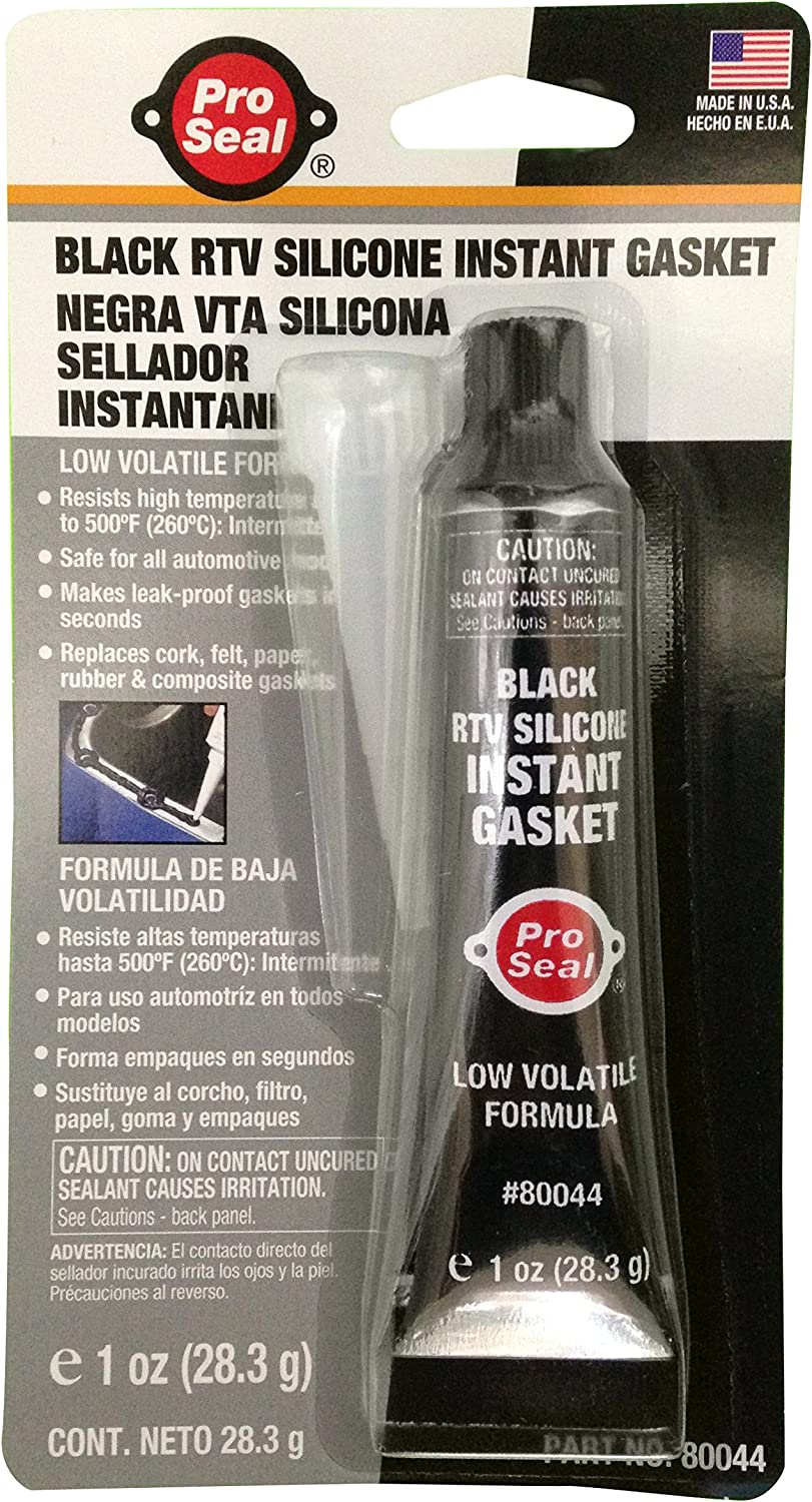 Pro Seal 4301702 80044 RTV Year-end gift Silicone Gasket Degree Instant 500 Louisville-Jefferson County Mall F