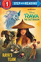 Raya's Team (Disney Raya and the Last Dragon) (Step into Reading)