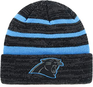 NFL Men's OTS Black Line Cuff Knit Cap