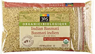 365 Everyday Value Organic Indian Basmati Brown Rice, 32 oz
