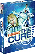 Pandemic The Cure Tabletop Game