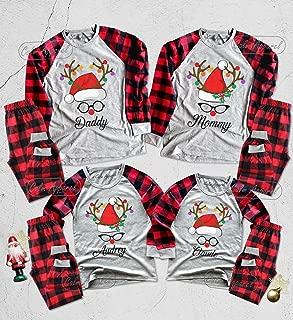 dachshund christmas pajamas