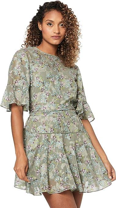 Finders Keepers Women's Flutter Ls Dress
