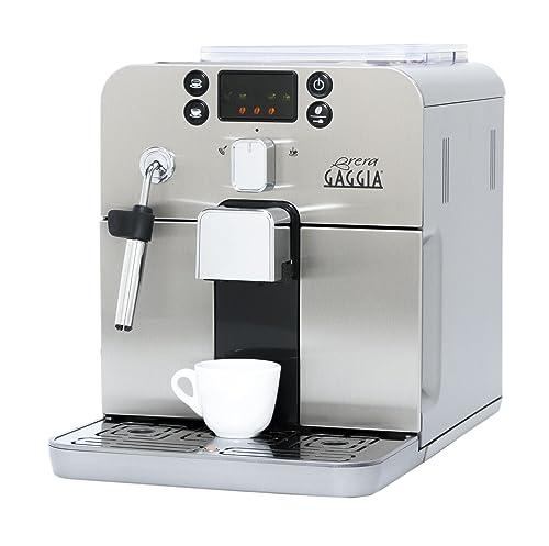 Gaggia Brera Espresso Machine in Black