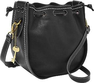 Fossil Women`s Palmer Leather Crossbody Purse Handbag