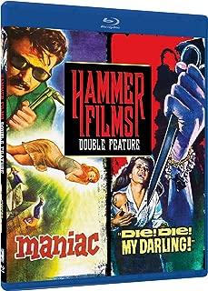 Hammer Films Double Feature - Volume Three: Maniac, Die! Die! My Darling!