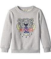 Kenzo Kids - Sweat Classic Tiger (Toddler/Little Kids)
