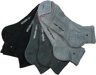 Men's 6 Pack Basic Sport Quarter Sock