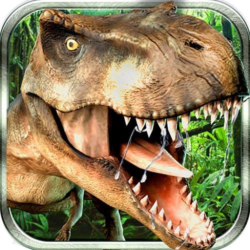 Dino Sniper Shooter Dschungel Jagd Krieger Revolution Abenteuer Quest: Dinosaurier Jagd Held Regeln des Überlebens Simulator Spiele 2018