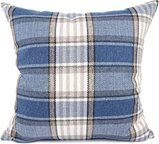 Decorative Pillows Inserts Covers Plaid Decorative Pillows Inserts Cov Home Kitchen