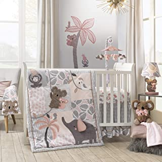 Best geenny floral dream 13pcs crib bedding set Reviews