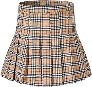 schoolgirl skirt costume