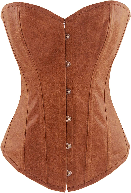 Super sale period limited Alivila.Y Fashion Womens Max 88% OFF Sexy Steampunk Faux Gothic Bone Leather